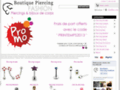 Détails : Boutique Piercing Fashion, boutique de piercing.